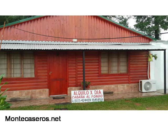 Cabaña Roko Monte Caseros