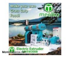 Meelko Extrusora para pellets flotantes para peces MKED200B