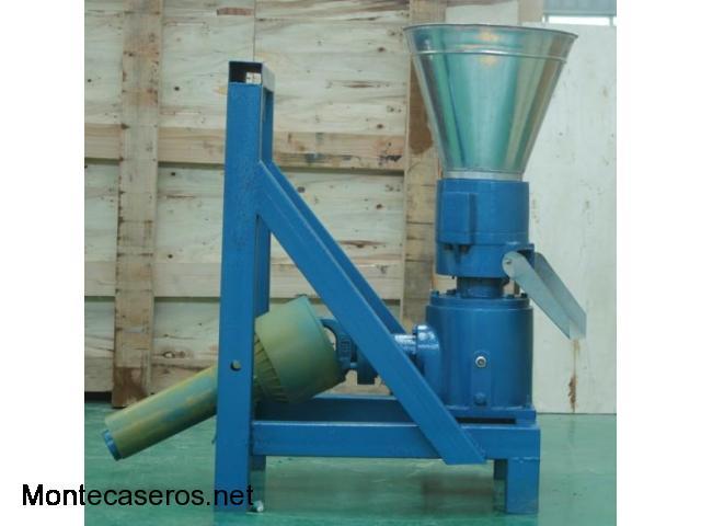 Meelko Peletizadora 260mm 35hp PTO para concentrados balanceados 450-600kg/h - MKFD260P