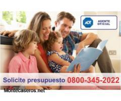 Promoción Exclusiva ADT  | 0800-345-2022 | Agente Oficial