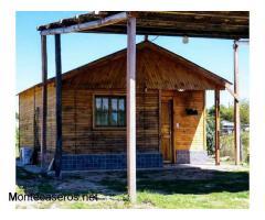 Cabaña Termas Monte Caseros