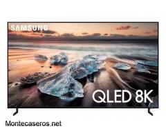 Samsung QN65Q900RBFXZA Flat 65 8K TV