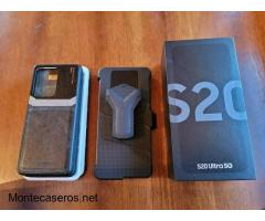 venta samsung galaxy s20 ultra/ iphone 11 pro max