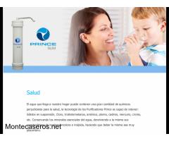 Purificador de Agua Prince